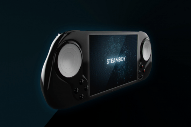 steamboy portable steam machine never asked yet always wanted