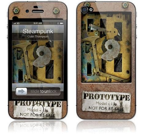 steampunk-iphone