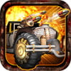 Steampunk racing 3d icon