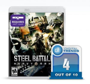 Steel Battalion review