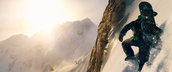 Go play outside! 'Steep' makes you want to put down the controller and shred