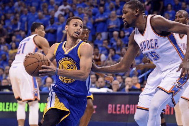 golden state warriors game  steph curry twitter thunder
