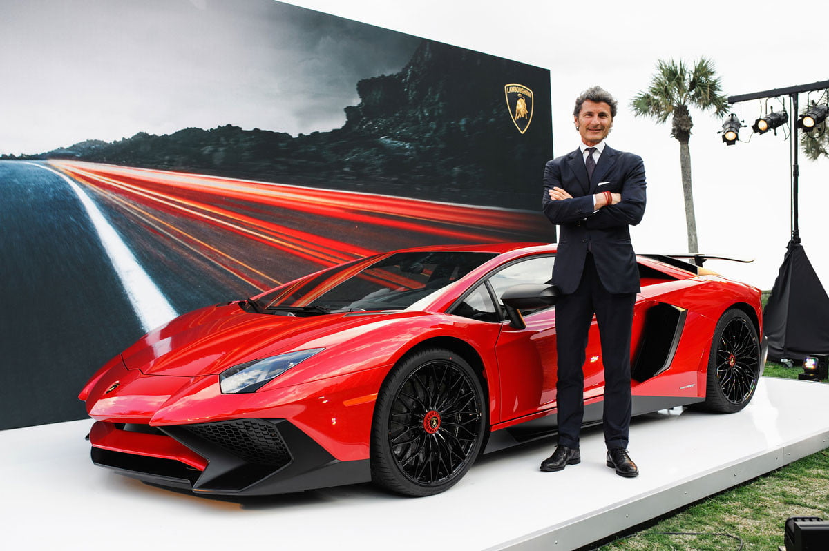 lamborghini ceo moving to audi news details reports stephan winkelmann