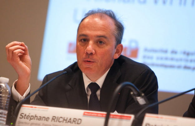 stephane richard