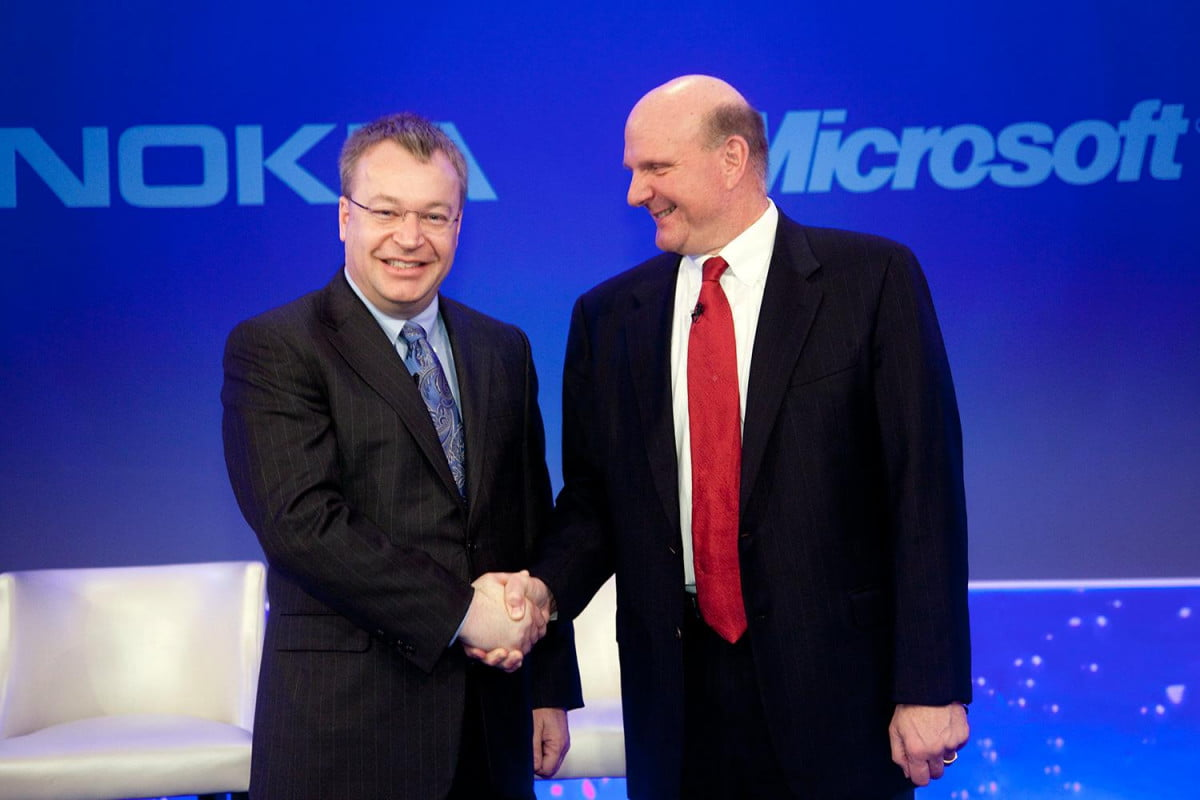 is stephen elop microsofts next ceo and steve ballmer