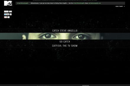 steve angello catfish