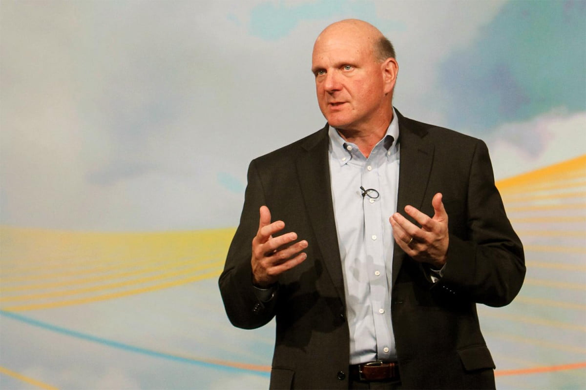 former microsoft ceo steve ballmer reportedly buys la clippers for  b