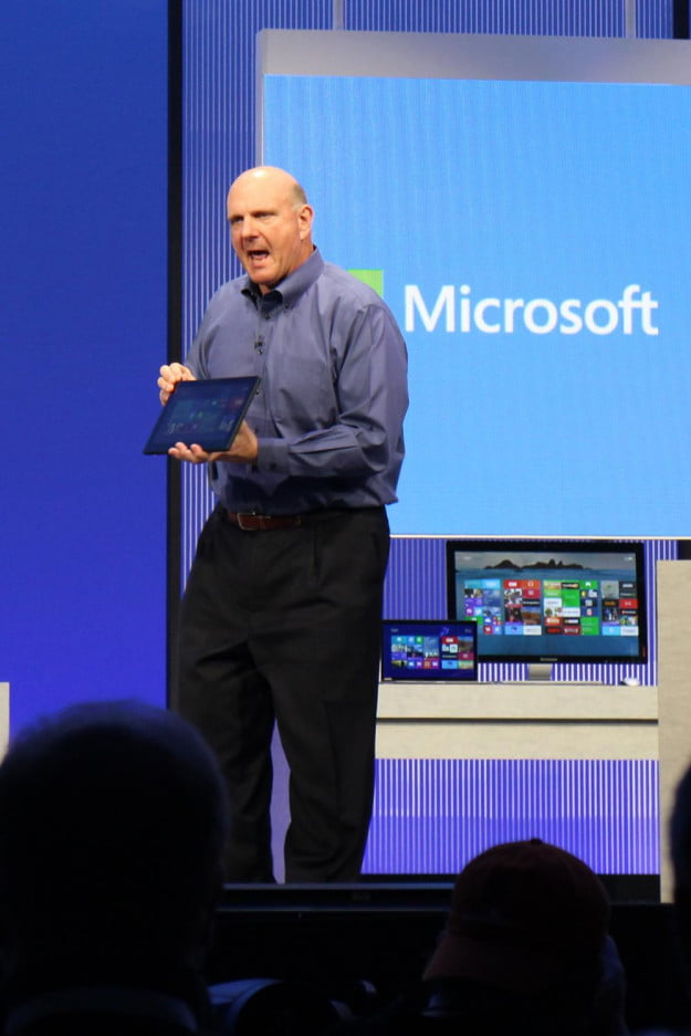 steve balmer microsoft build 2013
