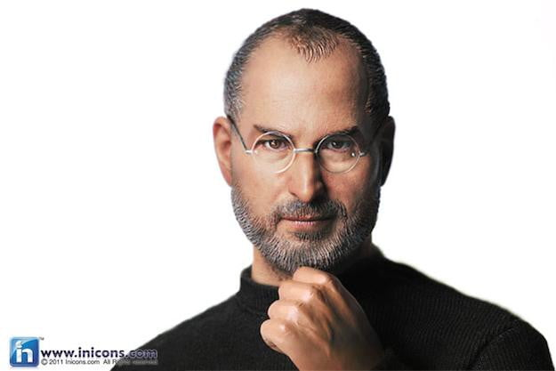 Steve Jobs Action Figure In Icons2