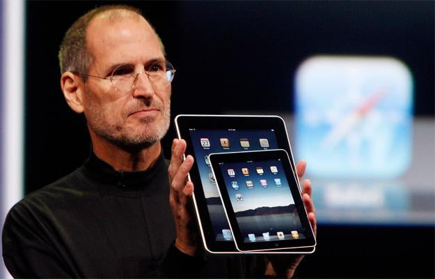 steve jobs smaller ipad 7 inch tablet apple