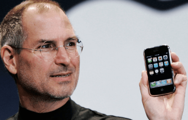 Steve Jobs iPhone 2007