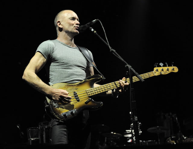 sting announces first pop album in  years