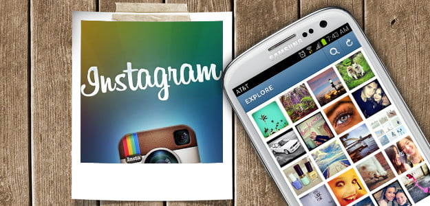 stop instagramming camera phones