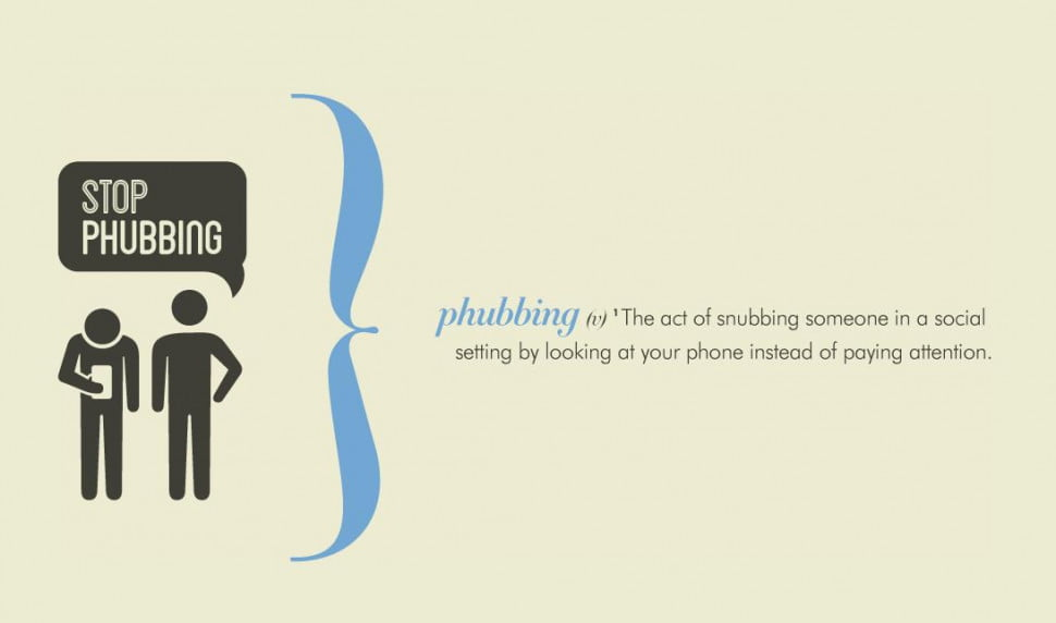 stop phubbing campaign