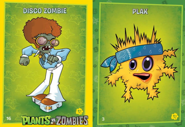 Stop Zombie Mouth cards