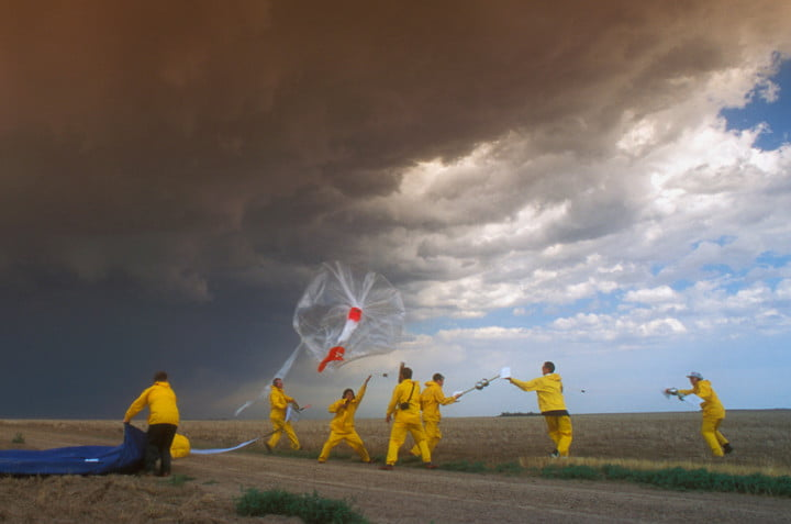 jim reed meet one of the prominent extreme weather photographers storm chasers