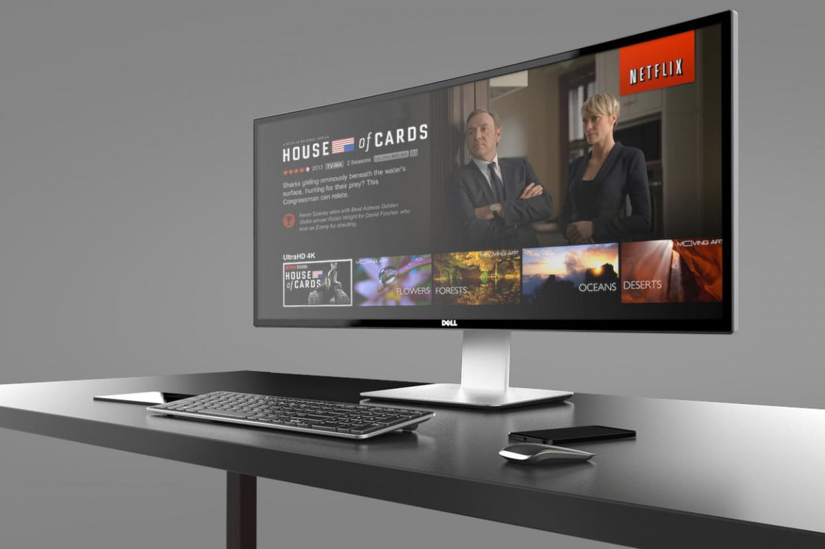 why computers cant stream netlflix amazon  k uhd streaming content on computer