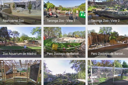 street view zoos