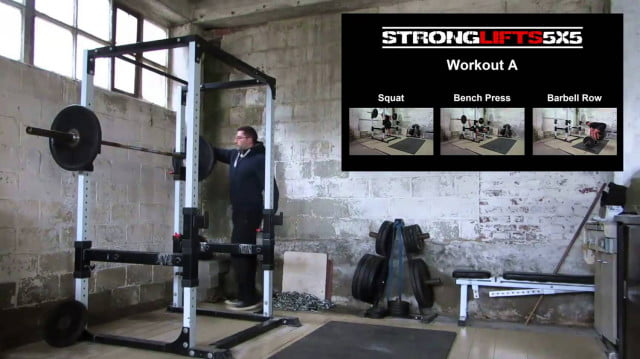 StrongLifts-5x5-iOS
