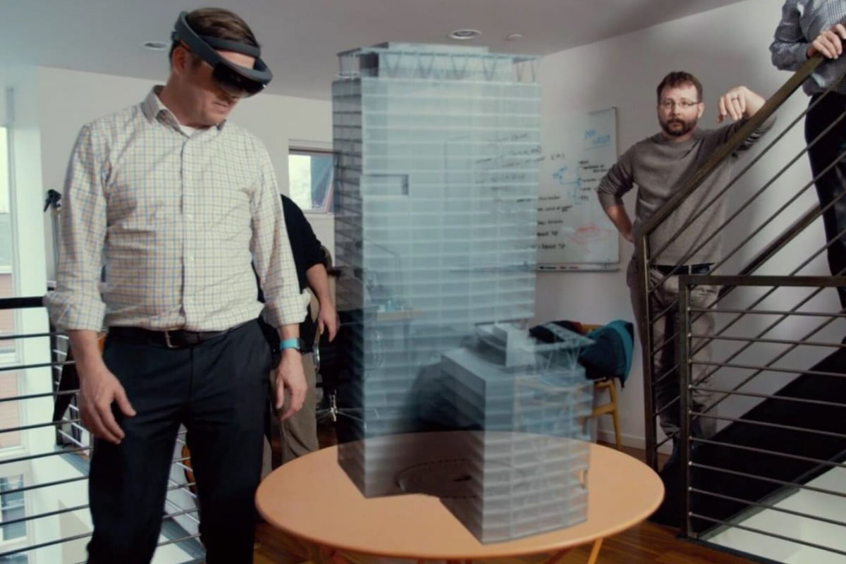 studio  hololens seattle with