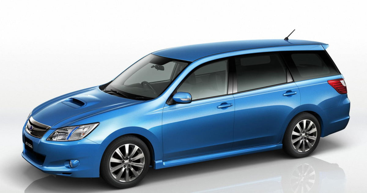 Subaru to follow Tribeca with seven-seater SUV | Digital Trends