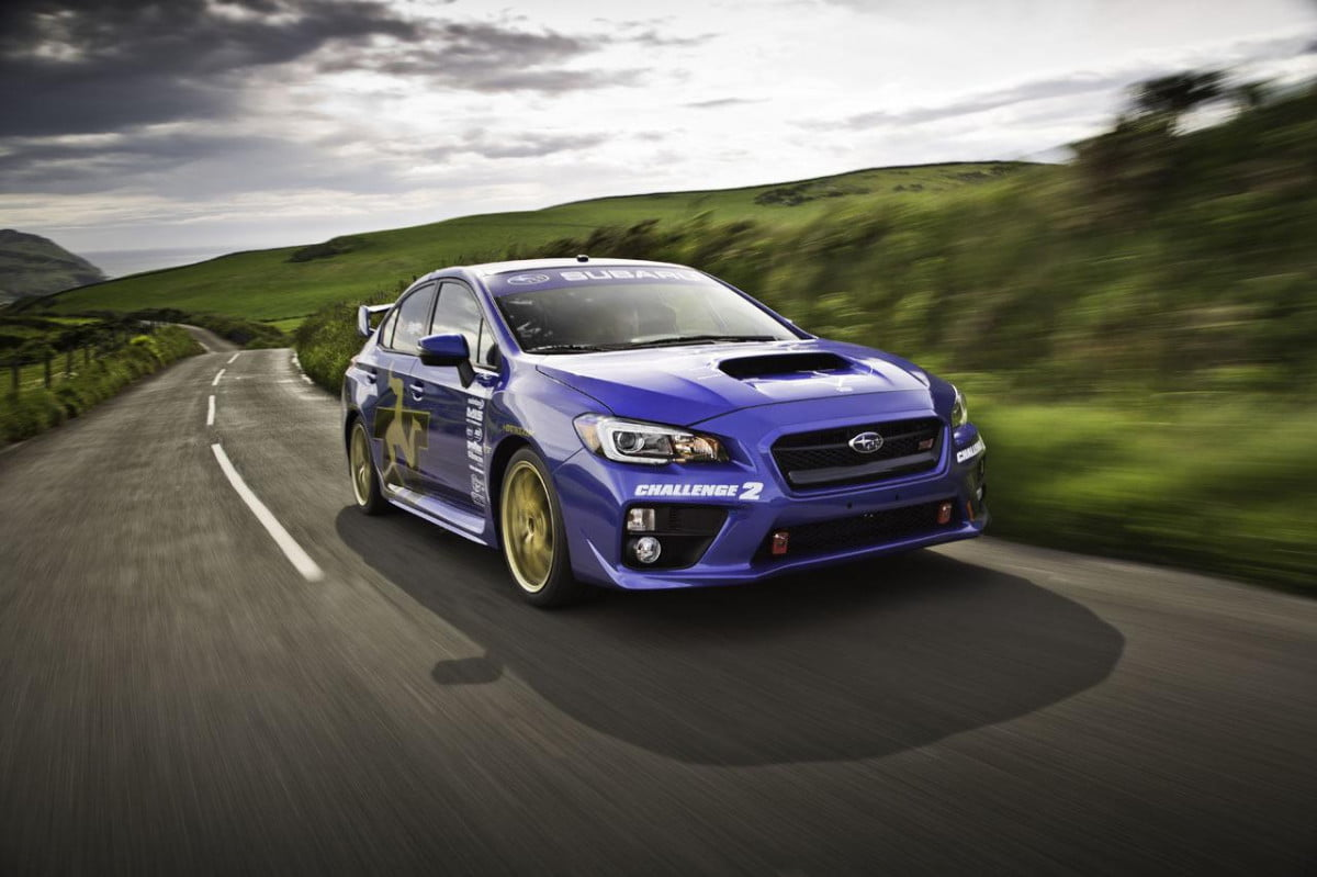 subaru confirms more sti models news details rumors wrx isle of man record