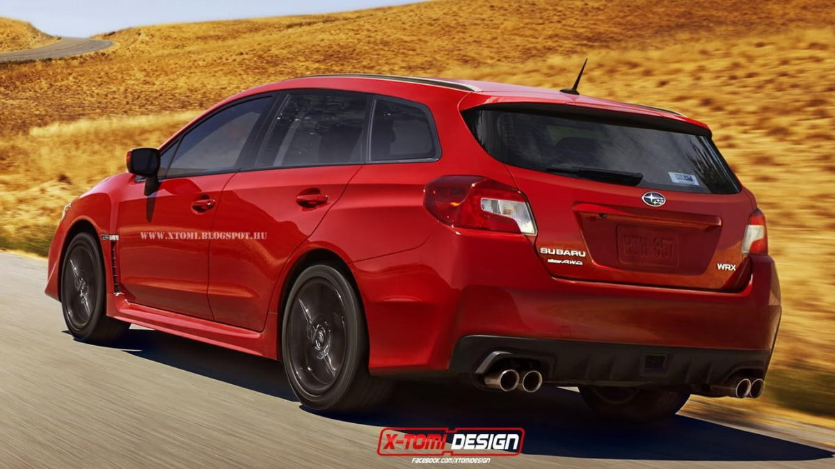 subaru bringing back wrx hatchback sedans far superior wagon