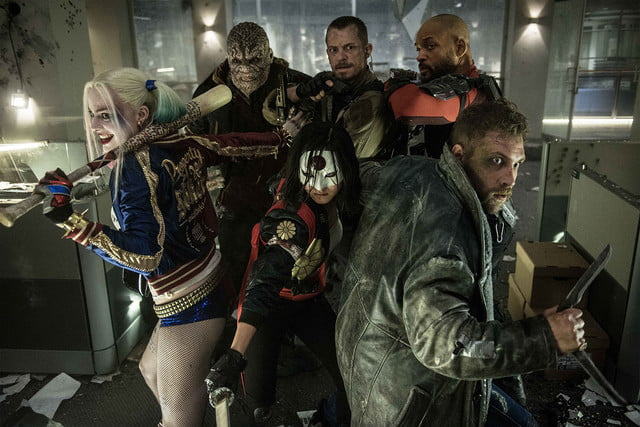 box office weekend suicide squad review