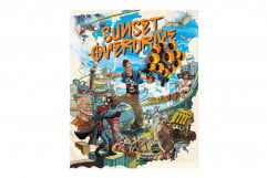 sunset overdrive review cover art
