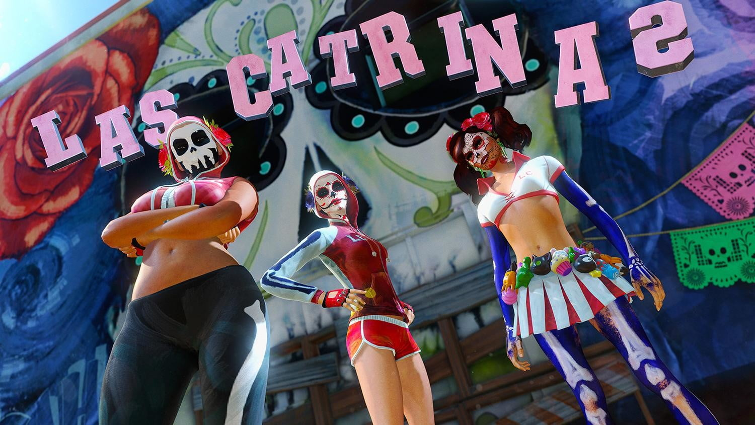 sunset_overdrive_review_las_catrinas