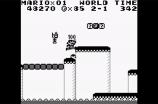 Super Mario Land Screen 3