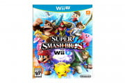 fighters uncaged review super smash bros  for wii u cover art