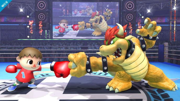 Super Smash Bros Wii U screen 3
