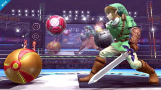 Super Smash Bros Wii U screen 4