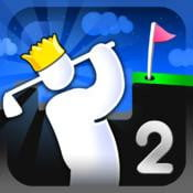 Super Stickman Golf 2 logo