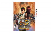 fighters uncaged review super street fighter iv  d edition cover art