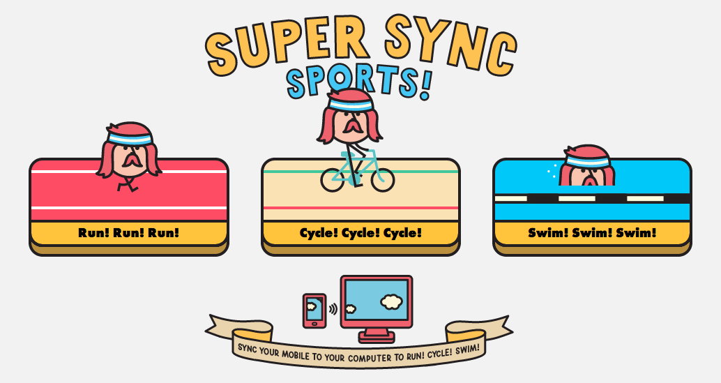 super sync sports how to connect