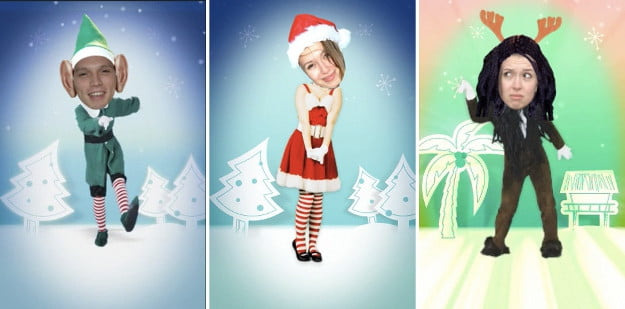 Super Dance Elf Christmas with Friends ($1)