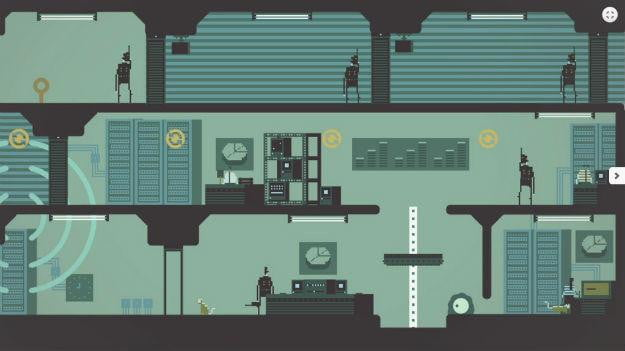 superbrothers works on sound shapes level series corporeal with queasy games and capybara