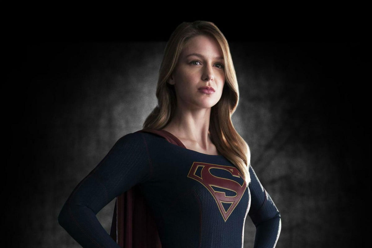 the flash supergirl crossover tv melissa benoist