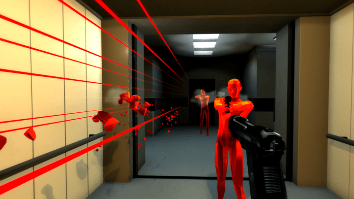 still novelty act virtual reality shows promise enough  superhot