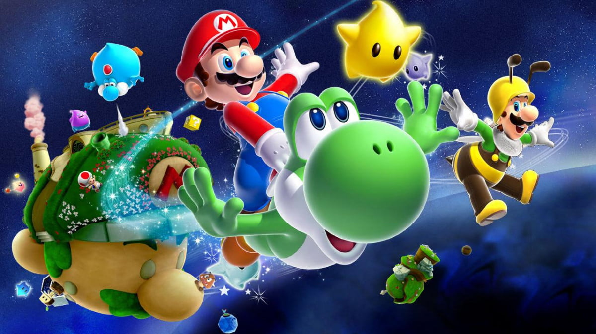 nintendo drops prices on two mario wii games and sports resort supermariogalaxy