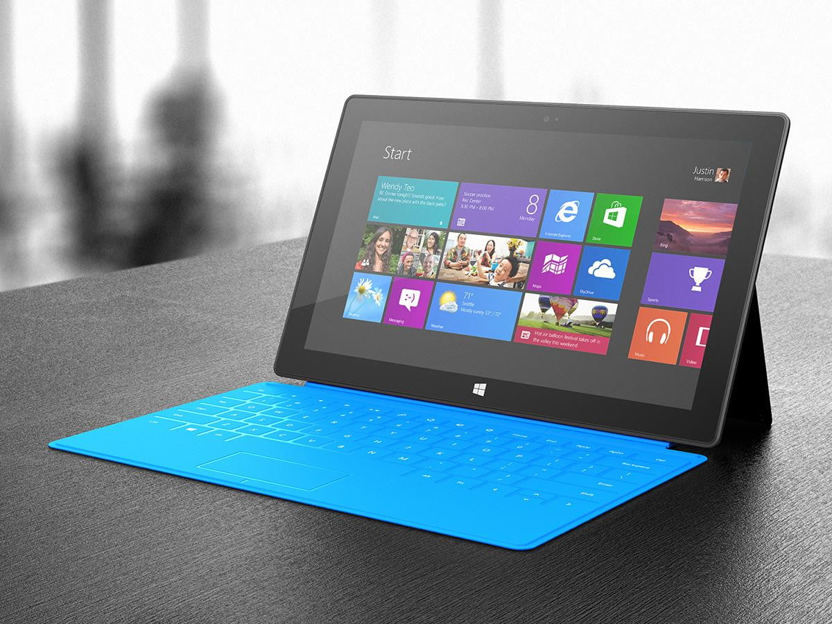 microsoft drops price original surface  black friday