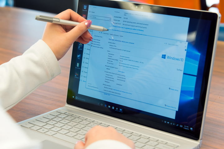 microsoft surface book review pro