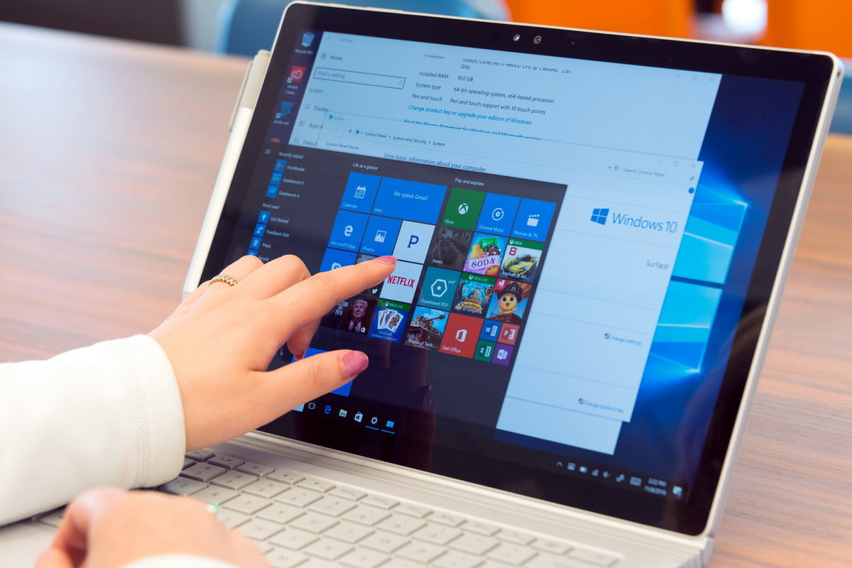 from practical ai to virtual reality  has proved pcs arent going anywhere surface book pro touch
