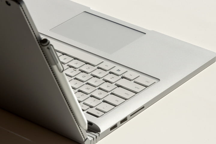 microsoft surface book review (  )