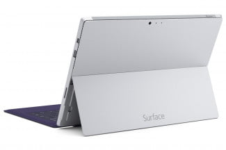Surface Pro 3 Rear