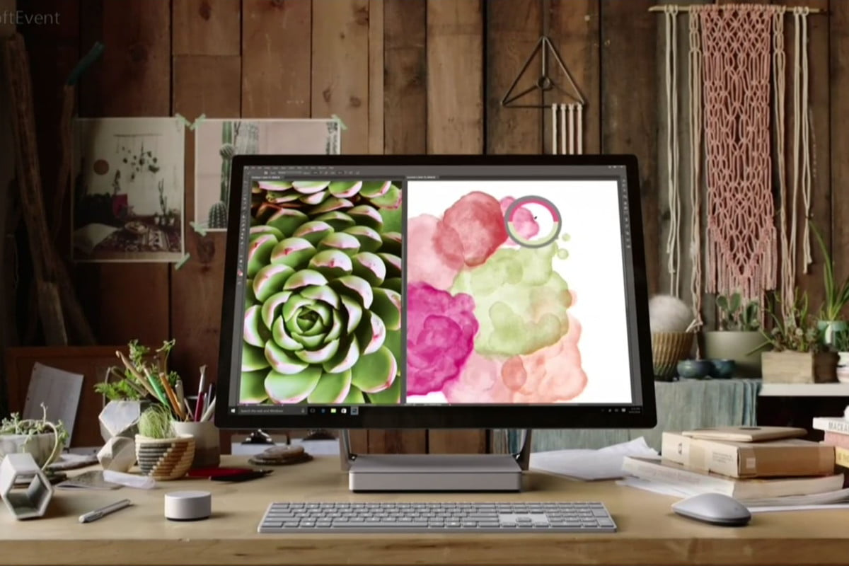 surface studio vs xps  all in one