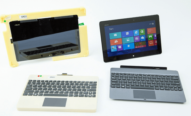 MIcrosoft Surface tablet evolution