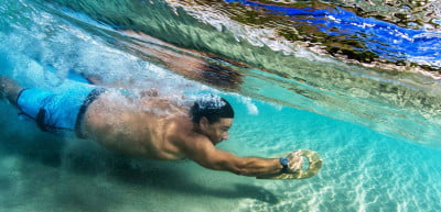 Surfing in style with Aulta Watches
